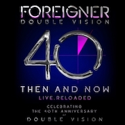 DVD/Blu-ray-Review: Foreigner - Double Vision – Then And Now, Live Reloaded