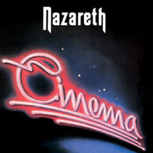 Nazareth: Cinema (Vinyl Re-Release)