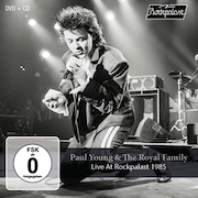 DVD/Blu-ray-Review: Paul Young - Live At Rockpalast 1985