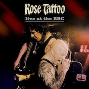 DVD/Blu-ray-Review: Rose Tattoo - Transmissions – On Air 1981