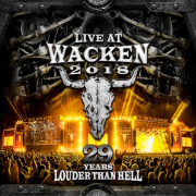 DVD/Blu-ray-Review: Wacken - Live At Wacken 2018: 29 Years Louder Than Hell