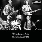 DVD/Blu-ray-Review: Wishbone Ash - Live At Rockpalast 1976
