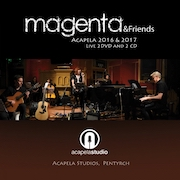 DVD/Blu-ray-Review: Magenta - Acapela 2016 & 2017