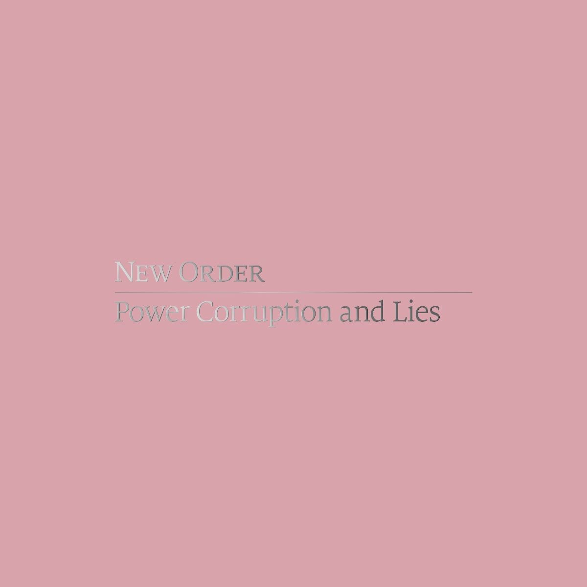 New Order: Power, Corruption & Lies - 2020 Definitive Edition